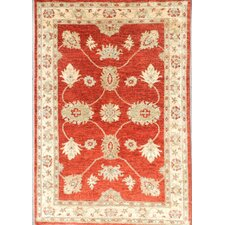 <strong>Rugs by Rizwan</strong> Mahal Red Oriental Rug