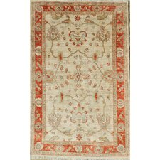 <strong>Rugs by Rizwan</strong> Sultanabad Rusty Red Rug