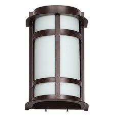 <strong>Sunset Lighting</strong> 1 Light Wall Sconce