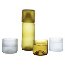 tranSglass 4 Piece Vessel Set (Set of 4)