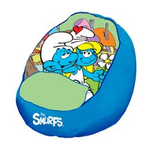 <strong>Newco Kids</strong> Sony Smurfs Love Kid's  Bean Chair
