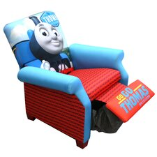 <strong>Newco Kids</strong> Hit Entertainment Thomas and Friends Full Steam Ahead Deluxe Kid's  Recliner Chair