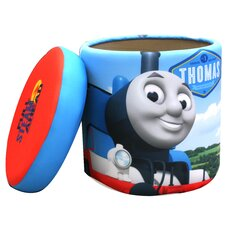 <strong>Newco Kids</strong> Hit Entertainment Thomas and Friends Full Steam Ahead Storage Ottoman