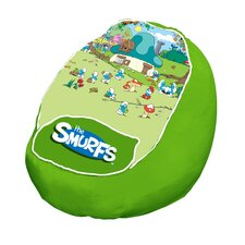 <strong>Newco Kids</strong> Smurfs Bean Bag Chair
