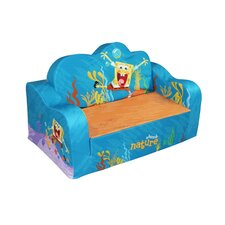 <strong>Newco Kids</strong> SpongeBob SquarePants Kids Sofa