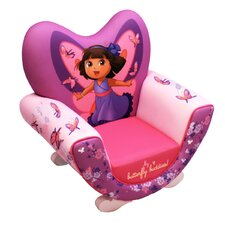 Dora the Explorer Kids Club Chair