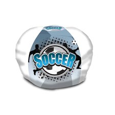 Soccer Goal Bean Bag Chair
