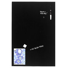 Magnetic Glass Memo Board 60 cm x 80 cm