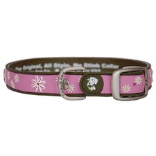 All Style Daisy Daze Cotton Candy No Stink Dog Collar