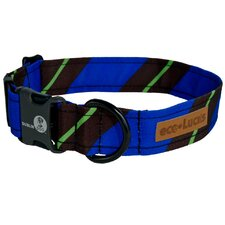 Eco Lucks Ivy League Hackysack Dog Collar