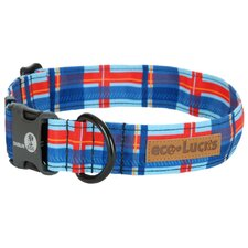 Eco Lucks Hamptons Harbour Dog Collar