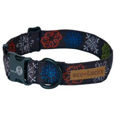 Eco Lucks Winter Wonders Urban Ice Dog Collar