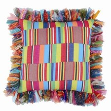 Multistripe Pillow
