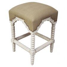 "30"" Abacus Bar Stool with Cushion"