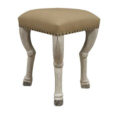 "<strong>Noir</strong> Clara 24.5"" Bar Stool"
