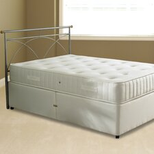 Valence Hand Tufted Open Coil Sprung Mattress