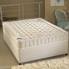 Luxembourg Ultimate Hand Tufted Open Coil Sprung Medium Firm Mattress