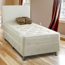 Lille Quilted Open Coil Sprung Mattress