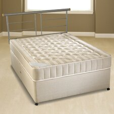 Orleans Quilted Open Coil Sprung Extra Firm Mattress