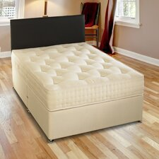 Milan Memory Foam Pocket Sprung 1000 Firm Mattress
