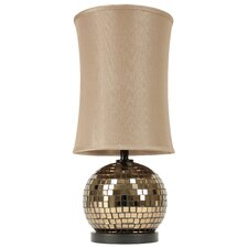 "Chloe 32.5"" H Table Lamp with Drum Shade"