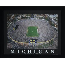 Michigan Football Photographic Print
