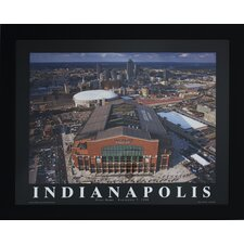 Indianapolis Football Photographic Print