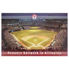 Rangers Ballpark Photographic Print in Arlington