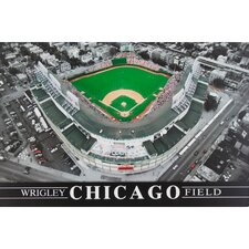 Chicago Wrigley Field Photographic Print
