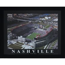 Nashville Football Photographic Print