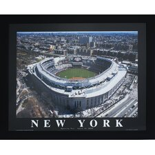 New York Baseball Photographic Print