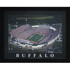 Buffalo Football Photographic Print
