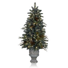 Mountain Meadow 4' Potted Artificial Christmas Tree
