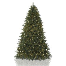 Classics 7' Fifth Avenue Flatback Artificial Christmas Tree