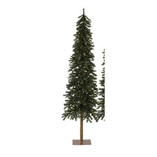 Classics 7' Tannenbaum Evergreen Artificial Unlit Christmas Tree