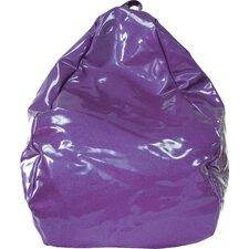 Sparkle Tear Drop Bean Bag Lounger