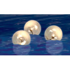 1 Light Floating Spheres (Set of 3)