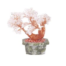 Bonsai Clear Quartz Lamp