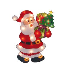 Santa Claus Decorative Art