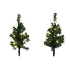 Christmas Trees (Set of 2)
