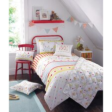Circus Parade Single Duvet Set