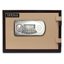 <strong>Mesa Safe Co.</strong> All Steel Electronic Lock Security Safe