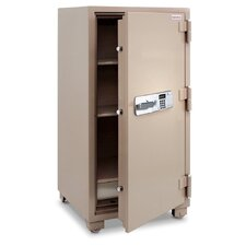 2 Hr Fireproof Security Safe