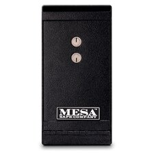 <strong>Mesa Safe Co.</strong> Key Lock Undercounter Depository Safe