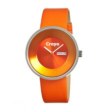 Button Women's Watch