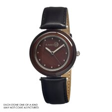 Tiger Eye Unisex Watch