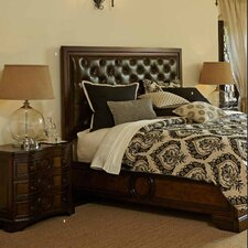 Bella Cera Panel Bed
