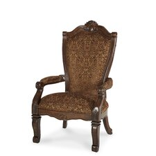 <strong>Michael Amini</strong> Windsor Court Arm Chair