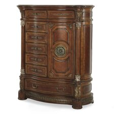 Villa Valencia 9 Drawer Gentleman's Chest