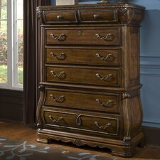 Sovereign 6 Drawer Chest